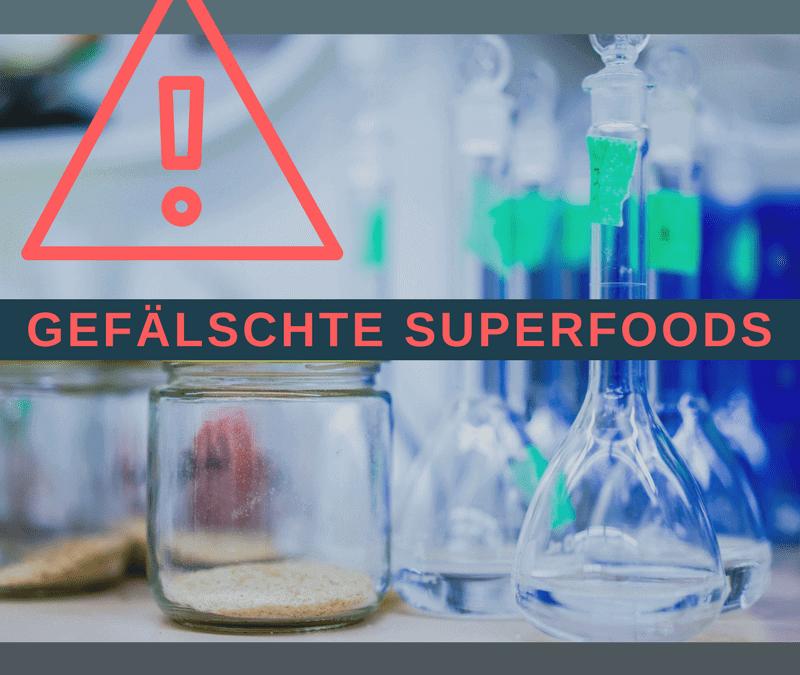 Superfood-Hype: Fälschungen per Barcode entlarven