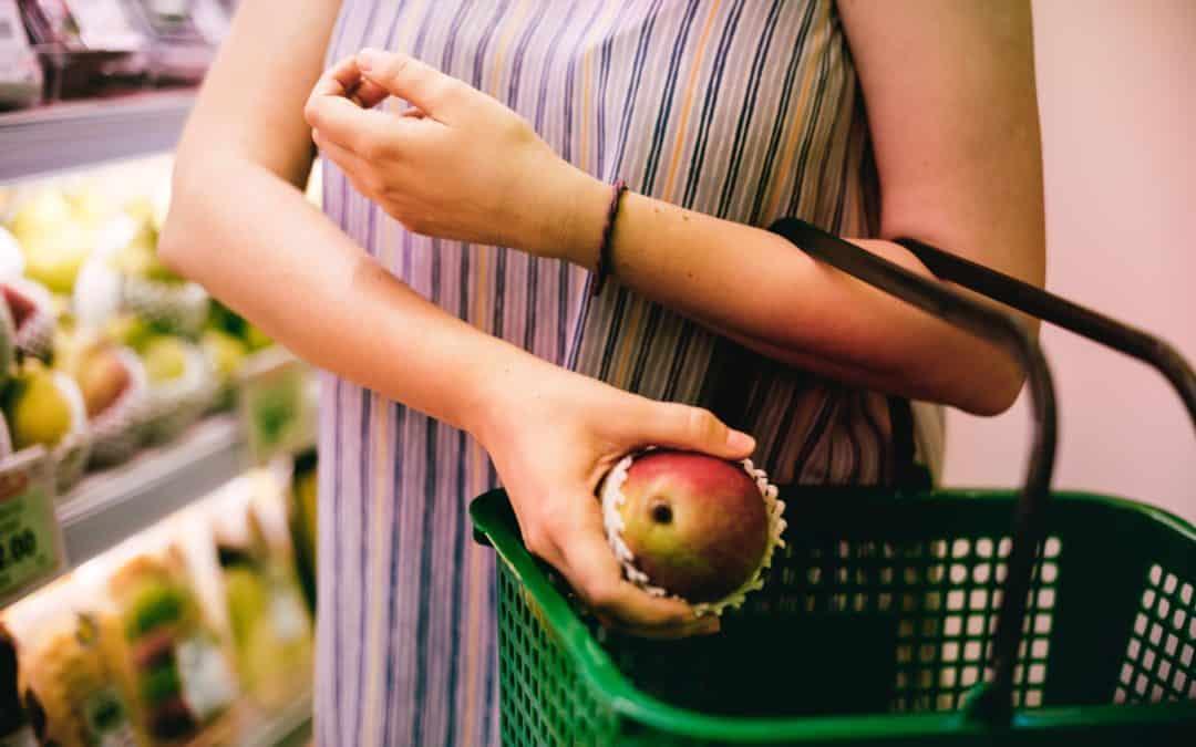 Trend Natural Branding: Tattoos für Gemüse und Obst