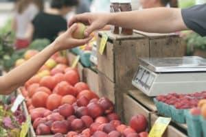 Markt Gemüse